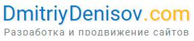 DmitriyDenisov.com Logo